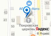 Церковь Покрова Пресвятой Богородицы на карте