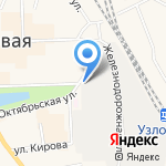 Ozon.ru на карте Узловой