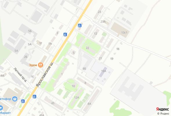 ЖК Дом на Ярославском шоссе (Благовест)