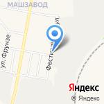 Автоколор на карте Узловой