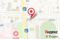 Схема проезда до компании Like ФОТО в Абинске