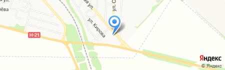 Автодор строительная компания на карте Харцызска