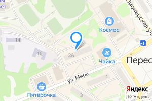 Сдается однокомнатная квартира в Пересвете Сергиево-Посадский район, Московская область, улица Мира, 2А, подъезд 2