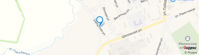 Заводская улица (пос. Малино)
