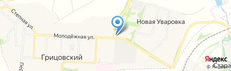 АЗС на карте Грицовского
