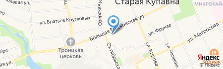 Многопрофильный магазин на карте Старой Купавны