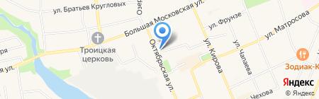 ЗАГС №2 г. Старая Купавна на карте Старой Купавны