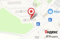 Схема проезда до компании Почтовое отделение №140163 в Дубках