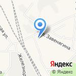 Магазин разливных напитков на карте Узловой