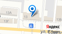 Компания Видикон на карте