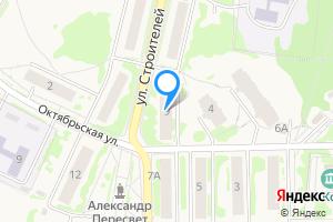 Снять двухкомнатную квартиру в Пересвете улица Строителей д.9