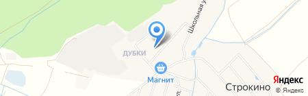 Детский сад №19 на карте Строкино