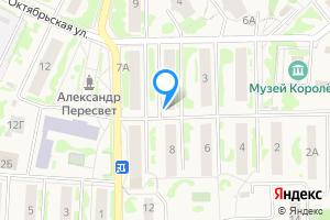 Снять комнату в Пересвете Октябрьская улица, 5