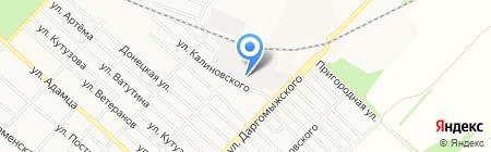 Новые окна на карте Харцызска