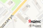 Схема проезда до компании Индикатор в Узловой