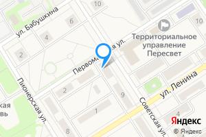 Сдается двухкомнатная квартира в Пересвете ул Советская, 11