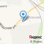 Портал на карте Узловой