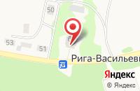 Схема проезда до компании Дом культуры в Риге-Васильевке