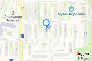 Сдается однокомнатная квартира в Пересвете Сергиево-Посадский г.о., ул. Королёва, 6