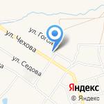 Техникум железнодорожного транспорта им. Б.Ф.Сафонова на карте Узловой