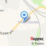 Аладдин на карте Узловой