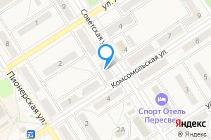 Сдается двухкомнатная квартира в Пересвете Советская улица, 5