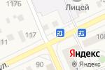 Схема проезда до компании Еврохим Резинотехника в Старой Купавне