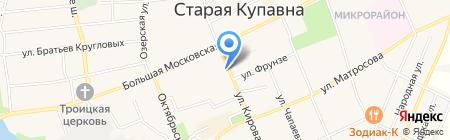 Агентство недвижимости и юридических услуг на карте Старой Купавны