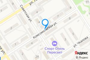 Двухкомнатная квартира в Пересвете Сергиево-Посадский г.о., Комсомольская ул.