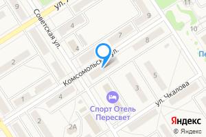 Снять комнату в четырехкомнатной квартире в Пересвете Комсомольская улица, 6