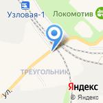 ТНС энерго Тула на карте Узловой