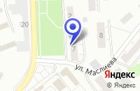 Схема проезда до компании ФИЛИАЛ № 3 МУП УНИВЕРСАМ-53 в Сергиевом Посаде