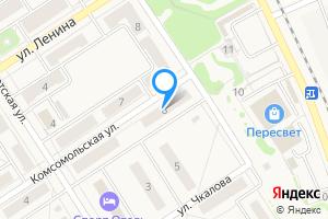 Однокомнатная квартира в Пересвете Комсомольская улица, 8