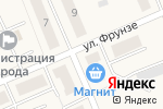 Схема проезда до компании Булочная в Старой Купавне