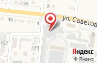 Схема проезда до компании Кровельный центр в Абинске