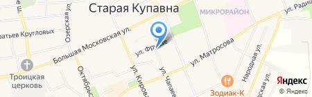 Storecar на карте Старой Купавны