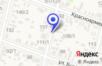 Схема проезда до компании ТОРГОВЫЙ ДВОР СТРОЙМАТЕРИАЛОВ в Приморско-Ахтарске