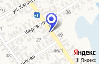 Схема проезда до компании РЕМОНТНАЯ МАСТЕРСКАЯ РИФ в Приморско-Ахтарске