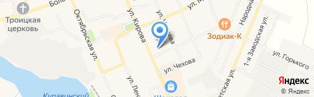 Магазин автозапчастей на карте Старой Купавны