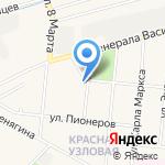 Всероссийское добровольное пожарное общество на карте Узловой