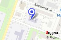 Схема проезда до компании СЕРГИЕВО-ПОСАДСКАЯ ДЕТСКАЯ МУЗЫКАЛЬНАЯ ШКОЛА № 8 в Сергиевом Посаде