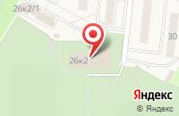 Схема проезда до компании Локомотив в Узловой
