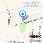Магазин строительных и отделочных материалов на карте Узловой