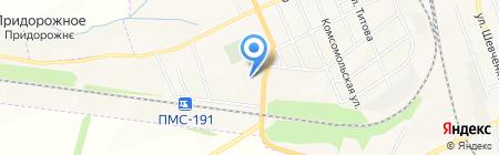 Людмила продуктовый магазин на карте Иловайска