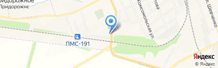 АЗС Gazoil на карте Иловайска