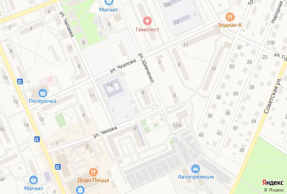 купить квартиру в ЖК Чехова, корп. 16