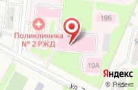 Схема проезда до компании Научно-Производственная Фирма «Кранмаш» в Узловой