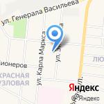 ЖЭУ №3 на карте Узловой