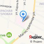 РЖД на карте Узловой