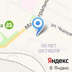 Центр развития ребенка-детский сад №21 на карте Узловой